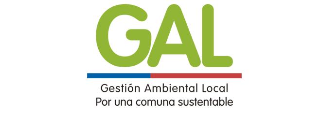Logotipo de Gestión Ambiental Local -GAL